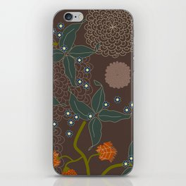 jungle delights chocolate iPhone Skin