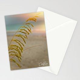 Longboat Sea Oats Stationery Cards