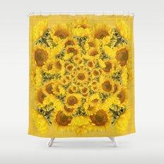 boom Shower Curtain