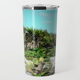 Tulum Dreams ~ Cactus Garden Travel Mug