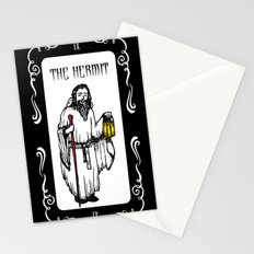 The Hermit Tarot Stationery Cards