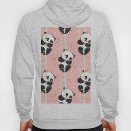 Panda Pattern 07 Hoody