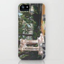 Bonaventure Cemetery iPhone Case