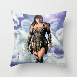 Xena: Warrior Princess Throw Pillow
