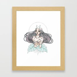 Inner Growth Framed Art Print