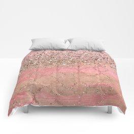 Pink Moroccan Princess Comforters