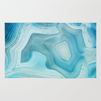 minerals Area & Throw Rugs featuring THE BEAUTY OF MINERALS 3 by Catspaws