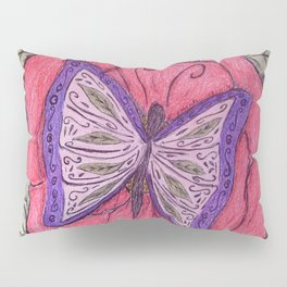 winged elegance Pillow Sham