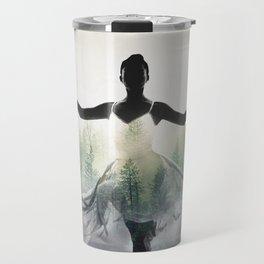 Forest Dancer Travel Mug