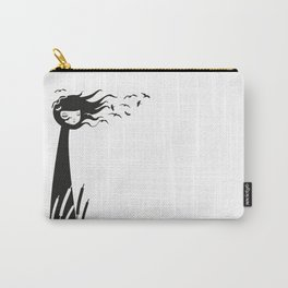 Birds Carry-All Pouch