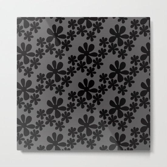 Pattern 72 Metal Print