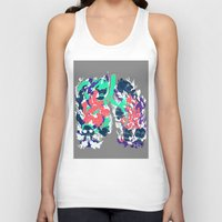 lungs Tank Tops featuring Lungs by LAM Hamilton