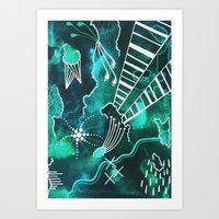 UNTITLED 4  Art Print
