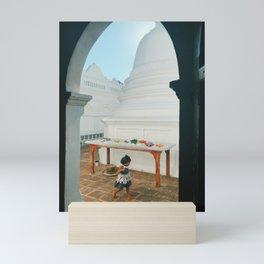 Galle, Sri Lanka Mini Art Print