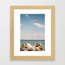 Cascais 1 Framed Art Print