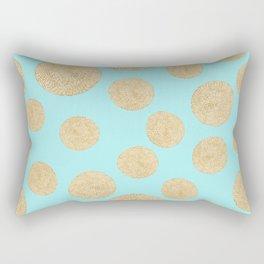 Straw Cushion Pattern Rectangular Pillow