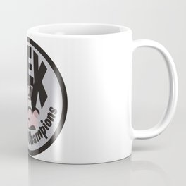 James Hunt Sex Breakfast of Champions Retro F1 Coffee Mug