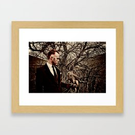Caleb Slade 001 Framed Art Print