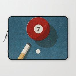 BILLIARDS / Ball 7 Laptop Sleeve