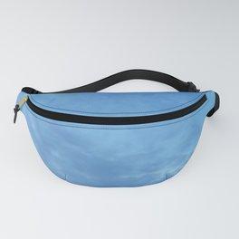 Big Blue Fanny Pack