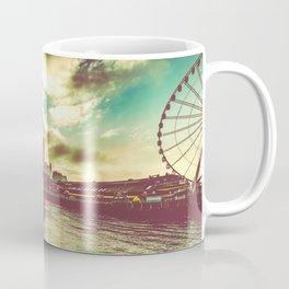 Seattle Pike Place Market Pier 57 Coffee Mug