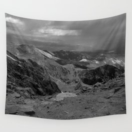 Pikes Peak  Wall Tapestry