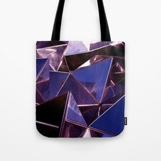 Abstract Glass Pattern 2 Tote Bag