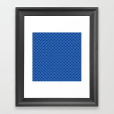 Dragon Scales Framed Art Print