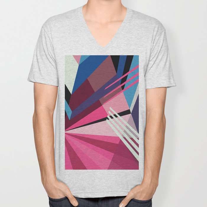 Amazing Runner No. 5 Unisex V-Neck
