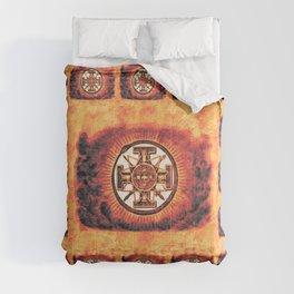 Freemason Symbolism Comforters