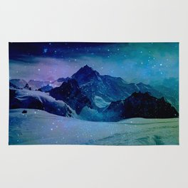 The Misty Mountains Rug