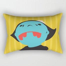 Zombie Betty Rectangular Pillow