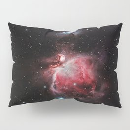 The Great Nebula in Orion Pillow Sham