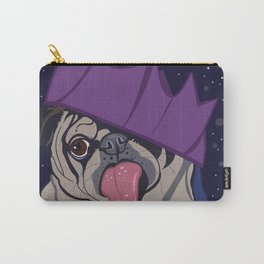 Josie The Pug Carry-All Pouch