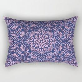 Mandala 10 Rectangular Pillow