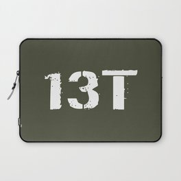 13T Field Artillery Surveyor/Meteorological Crewme Laptop Sleeve