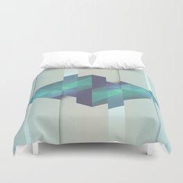 Gem Abstract Duvet Cover
