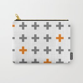 Swiss cross / plus sign Carry-All Pouch