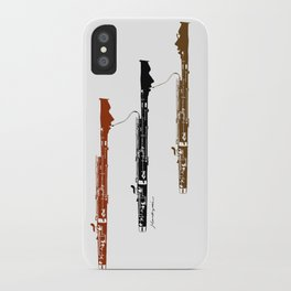 Bassoon Trio  iPhone Case