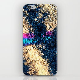 Gravel Gradient #2 iPhone Skin