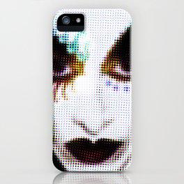 DIAMANDA iPhone Case