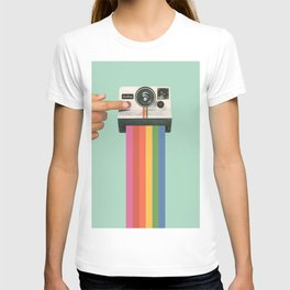 Take a Picture. It Lasts Longer. T-shirt