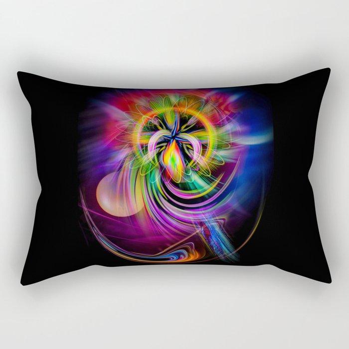 Abstract Perfection 60 Rectangular Pillow