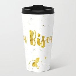 Zou bisou Travel Mug