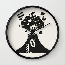 Love0703 Wall Clock