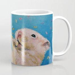 Happy Hamster New Year Coffee Mug