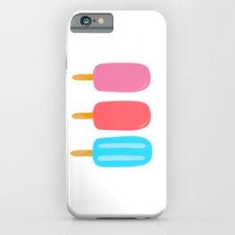 Ice Pops iPhone Case