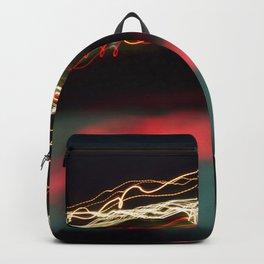 Road Lights Backpack