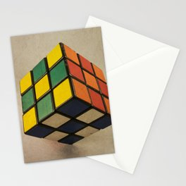 Cube of Rube Stationery Cards