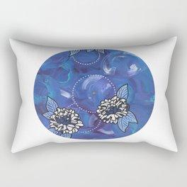 Triptych-2 Rectangular Pillow